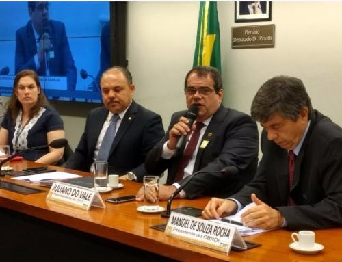 Mobilize-se: Frente Parlamentar da Odontologia já tem 300 deputados