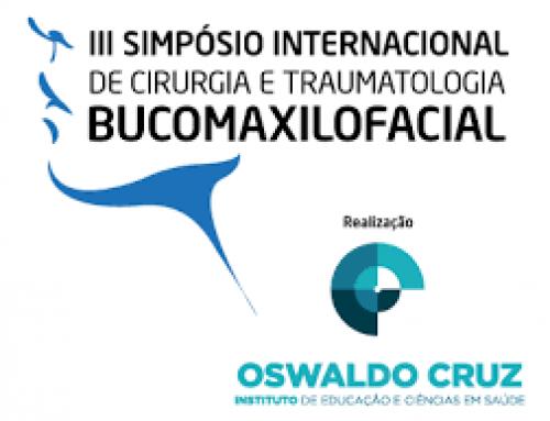 O III SIMPÓSIO será realizado nos dias 27 e 28 de Julho no Hospital Alemão Oswaldo Cruz, localizado na Rua 13 de Maio nº1815 – Bela Vista – São Paulo.