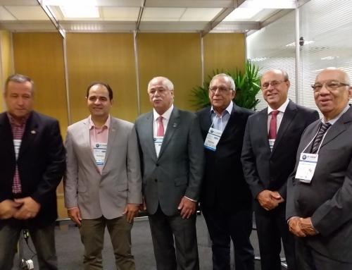 CNCC e entidades nacionais no Ciosp