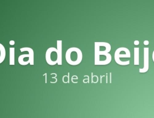13/4- Dia do Beijo, mas com Saúde!