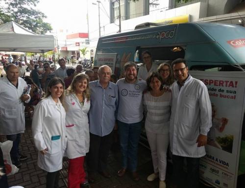 Campanha Sorria para a vida – Botucatu!!