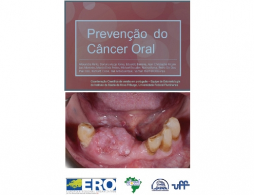 ABCD lança em português livro de Prevenção de Câncer Oral da ERO