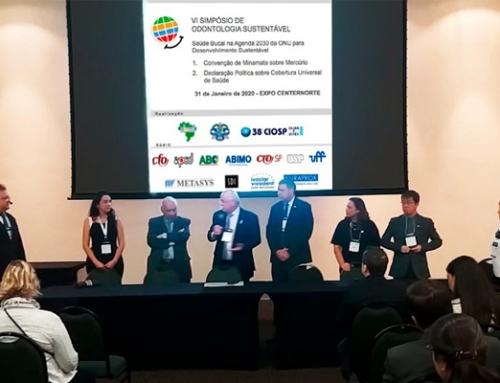 Entidades, empresas e CDs unidos para a Sustentabilidade na Odonto