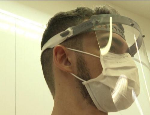 ABCD Brasil na luta por protetores faciais