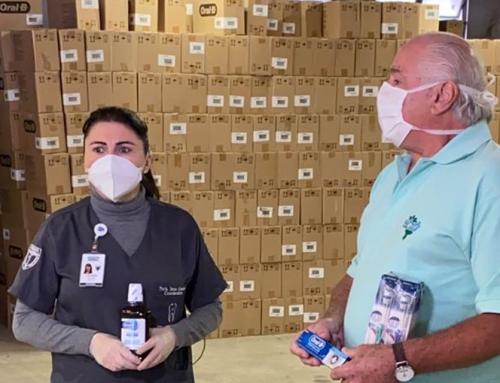 Oral B: R$7,3 milhões em produtos de higiene bucal para pacientes internados com Covid-19