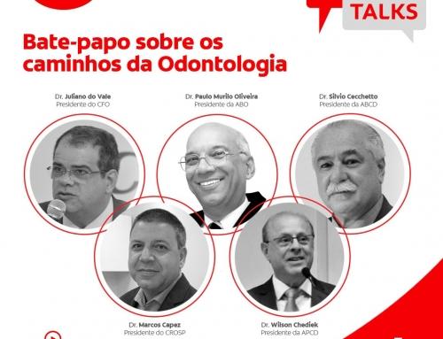 Rumos da Odontologia: live no #ColgateTalks